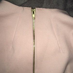 Lulu's Dresses - Lulus pink skater dress